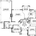 Showing Double Staircase Floor Plans
