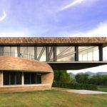 Showing Modern European House