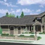 Side Load Garage House Plans Homes Floor