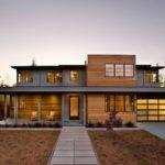 Siding Home Dark Shingles Trim Contemporary Exterior Modern