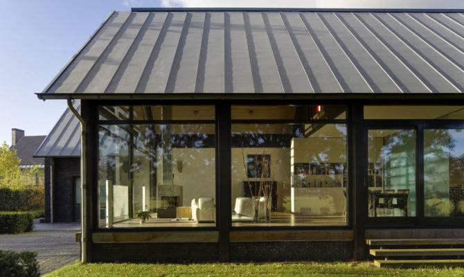 Signed Pretty Unique Modern Contemporary House