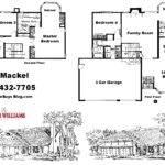 Simi Valley Oakridge Estates Two Story Floor Plan