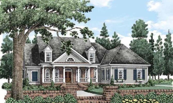 Simple Architecture Cape Cod Style House Plans
