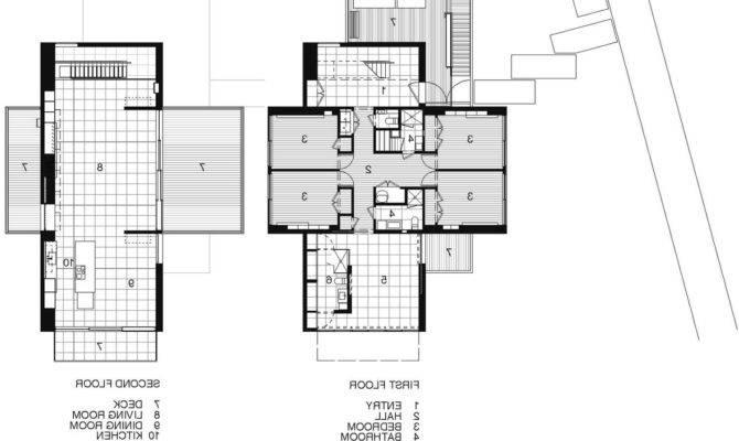 Simple Beach House Plans Designs Floor