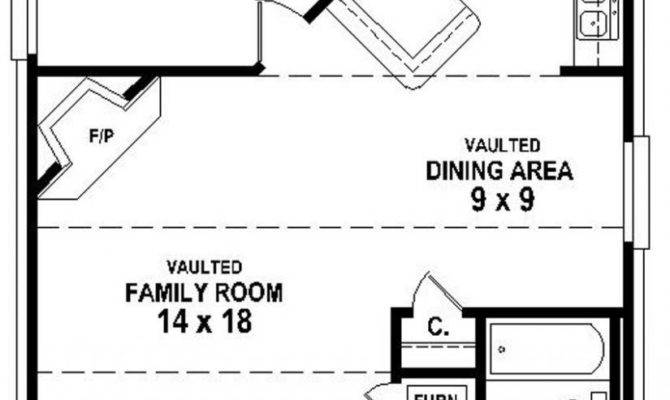 Simple Bedroom House Plans Alfa Img Showing One