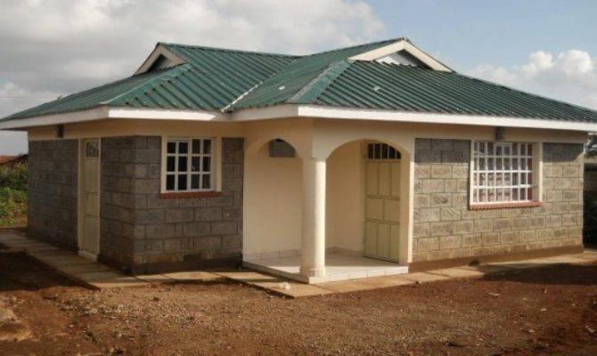 Simple Bedroom House Plans Kenya Savae