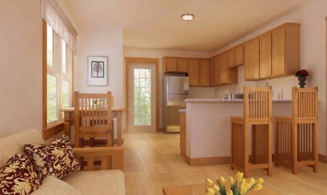 Simple Bungalow Hoe Interior Designs Home Plans Blueprints 175015