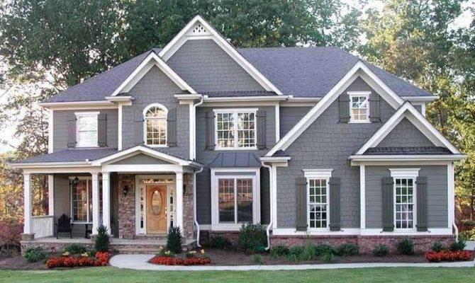 Simple Classic House Style Photos