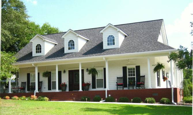 Simple Country Home Plans Design Style