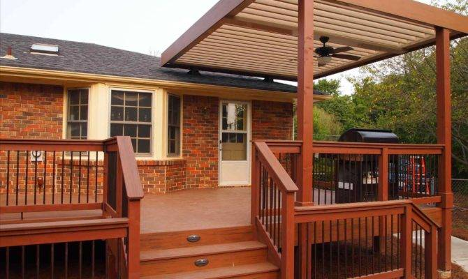Simple Covered Deck Ideas Arch Dsgn