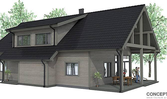 Simple Economical Build House Plans Placement