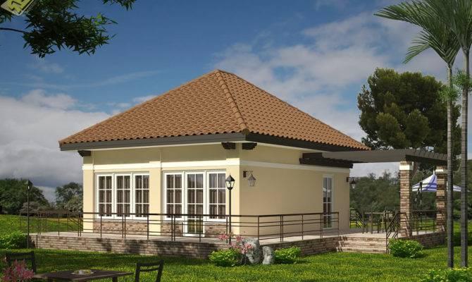 Simple Farm House