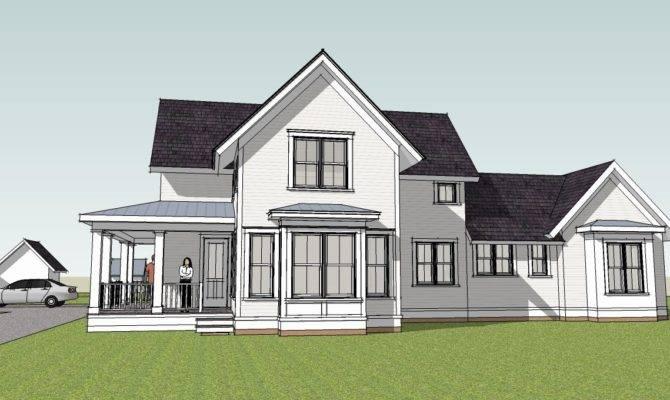 Simple Farmhouse Plans Home Design