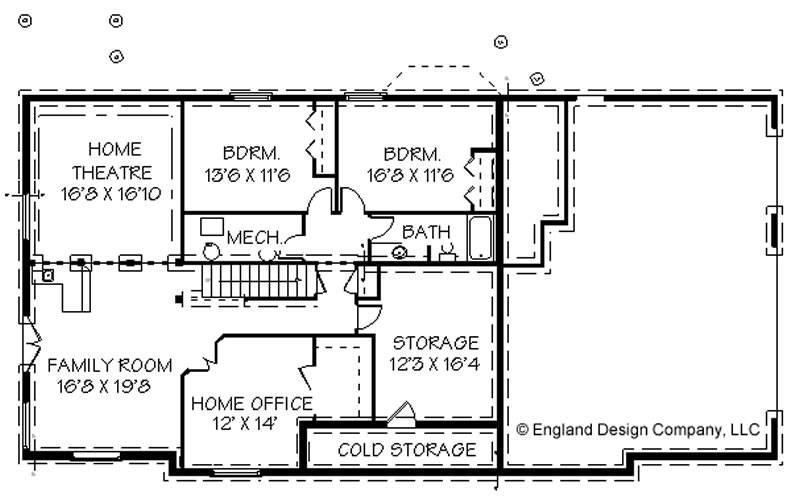 Simple Floor Plans Bat Plan Home