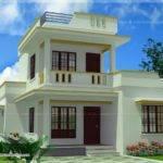 Simple Flt Roof Home Design Feet