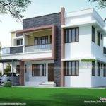Simple Home Plan Modern Style Kerala Design