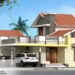 Simple House Elevation Floor Plan Joy Studio Design