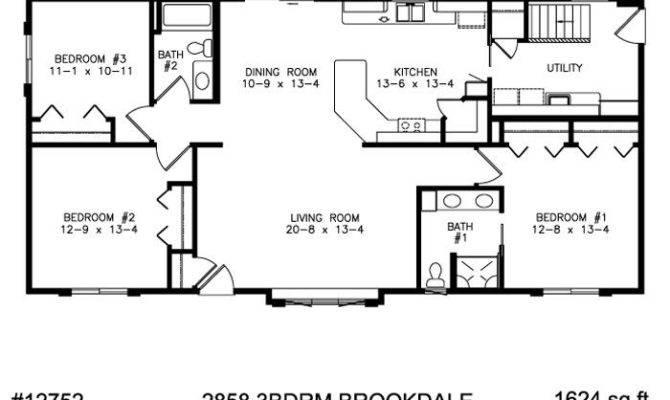 Simple House Floor Plan Printable Plans Reliable