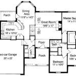 Simple House Floor Plans Very Idea Home Design