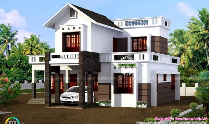Simple House Plan Kerala Home Design