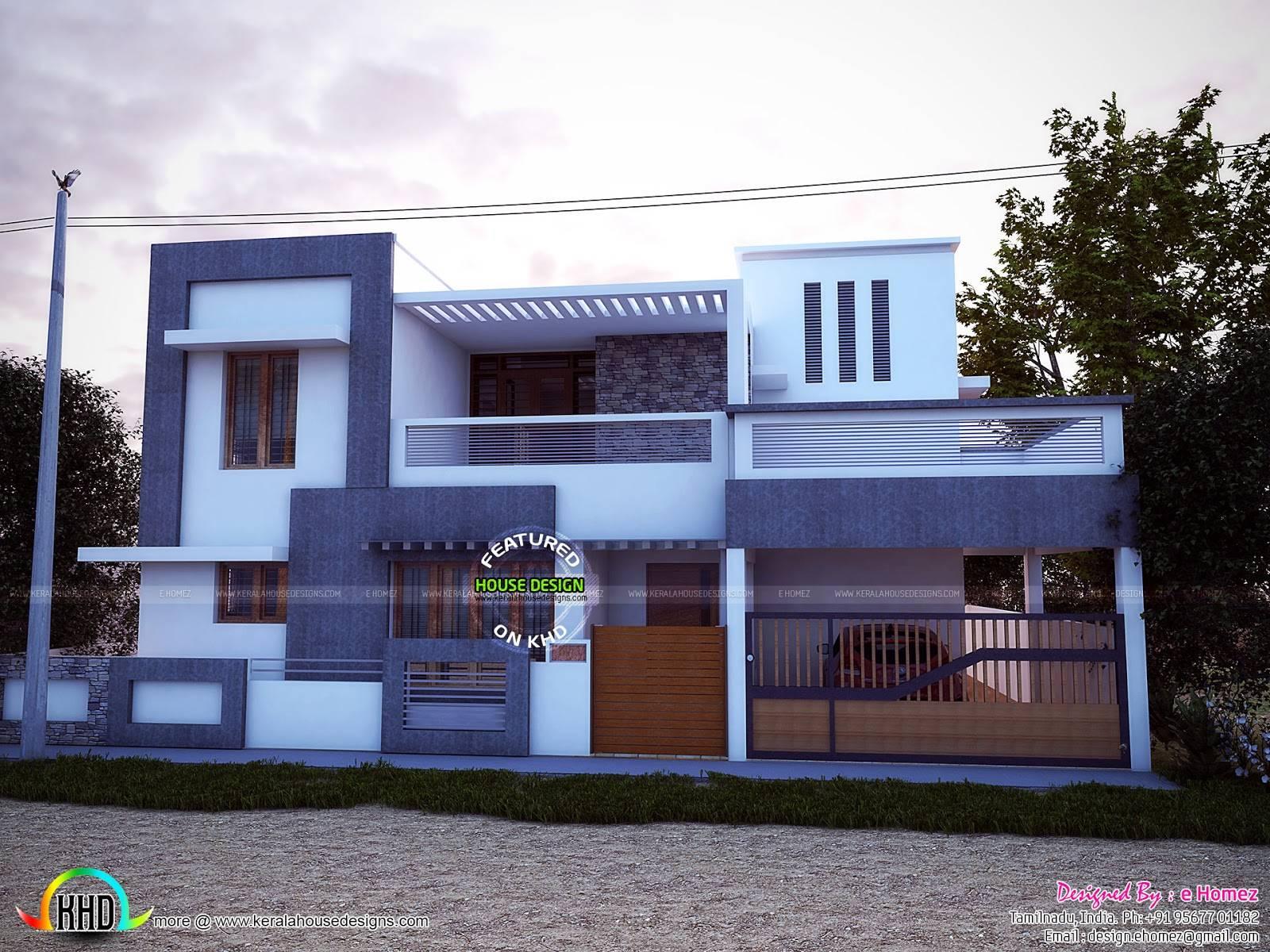 Simple House Plans Tamilnadu Front Design Home Plans Blueprints 120136