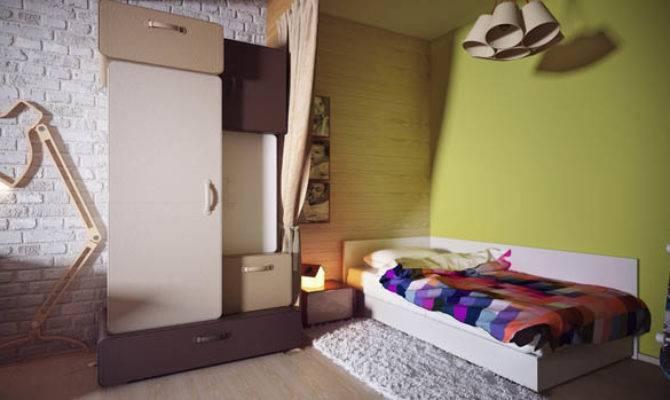 Simple Idea Small Rectangular Bedroom Decorating