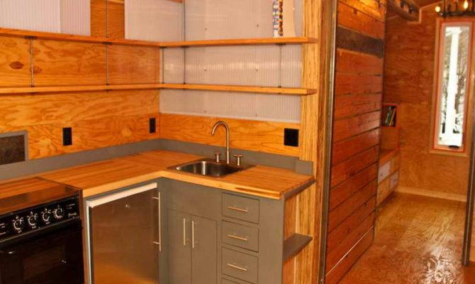 Simple Ideas Tiny House Living Kitchendesign