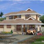 Simple Kerala Home Plan Design Floor Plans