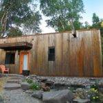 Simple Living Square Foot Modern Rustic Eco Cabin