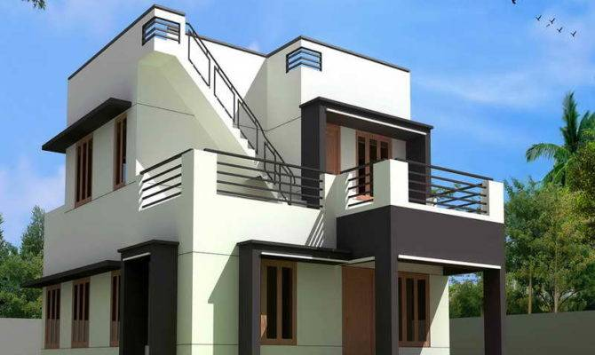 Simple Modern House Plans Ranch Style
