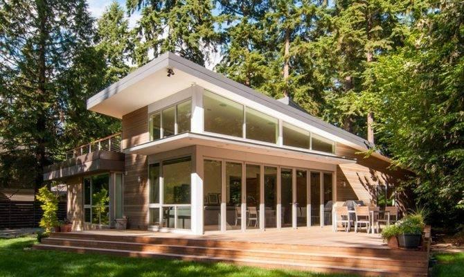 Simple Modern Roof Designs Home Plans Blueprints 154144