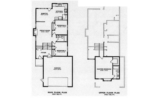 Simple Modified Level Floor Plans Ideas Home