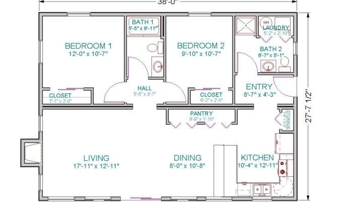 Simple Open Ranch Floor Plans Quotes