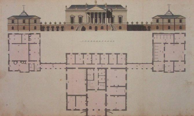 Simple Palladian House Plans Ideas Home
