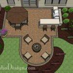 Simple Patio Entertainingpatio Design Patios Backyards