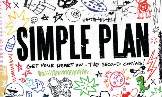Simple Plan Get Your Heart Second Coming