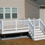 Simple Porch Design Small Deck Ideas