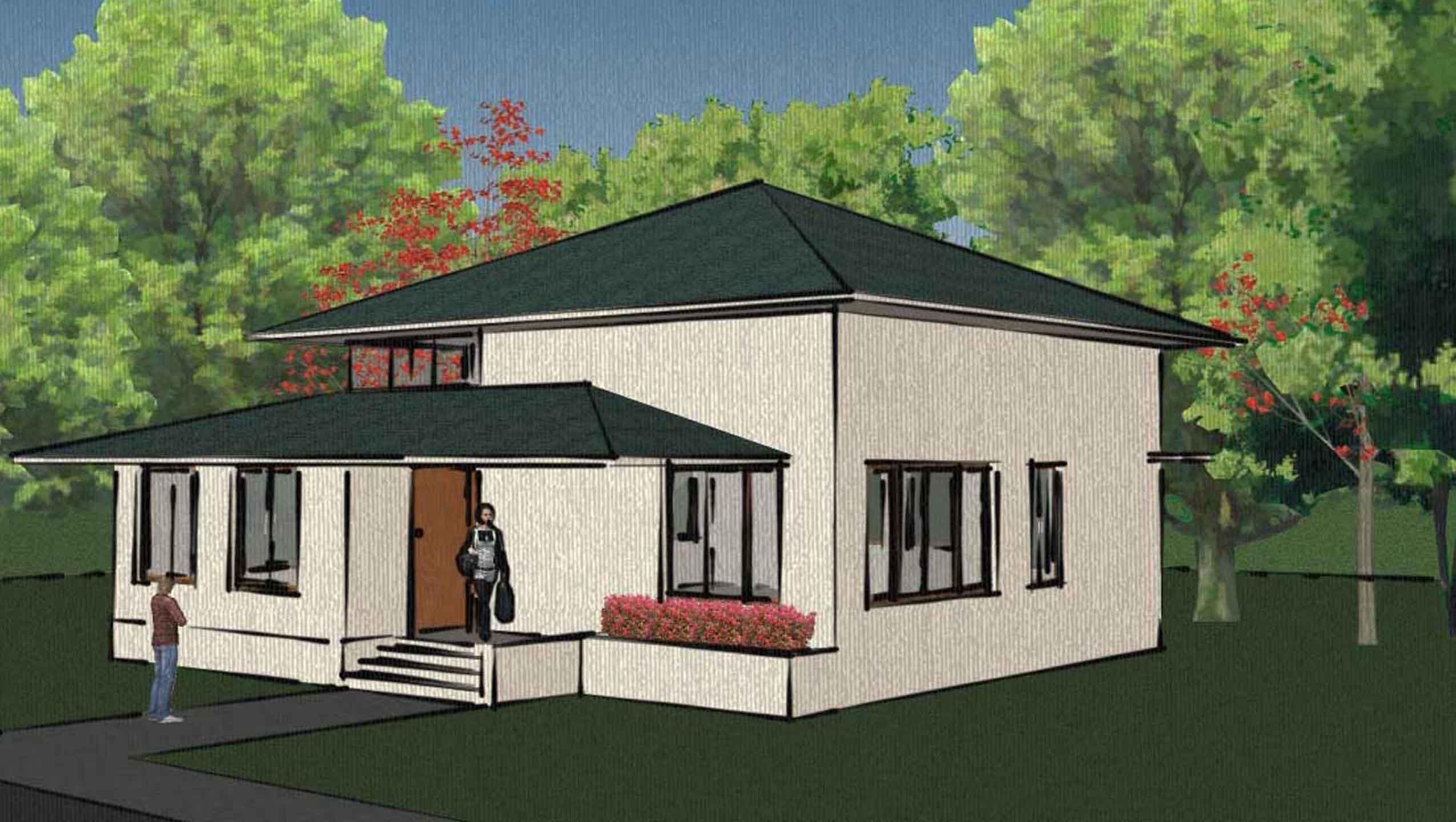 Simple Roofing Designs Kenya Home Plans Blueprints 139167