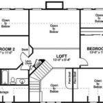 Simple Small Rectangular House Floor Plans Design Easy