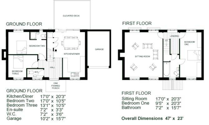 Simple Storey House Plans Homes Floor