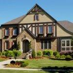 Simple Two Story Homes Nice Design Front Yard Designs