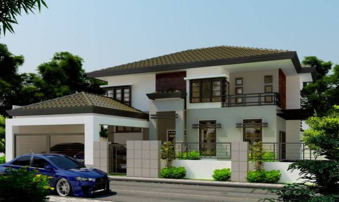 Simple Two Story House Plans