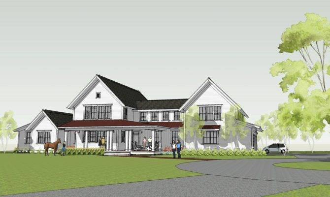 Simply Elegant Home Designs Blog Modern Farmhouse Ron Brenner