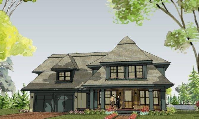 Simply Elegant Home Designs Blog New Cottage House Plan