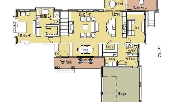 Simply Elegant Home Designs Blog New Unique Ranch Plan