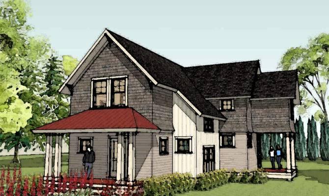 Simply Elegant Home Designs Blog New Unique Small House Plan