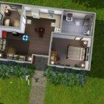 Sims Baby Home Created Elba Village