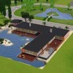 Sims Beutiful Beach House