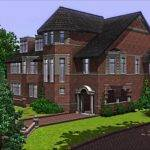 Sims Blog American Horror Story House Wisteriabrayan