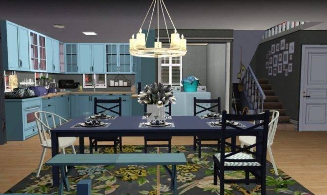 Sims Blog Bedroom Bath Beach House Blissfully